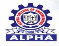 Alpha College of Engineering, [ACE] Chennai logo