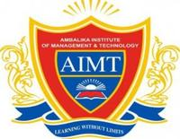 Ambalika Institute of Management and Technology, [AIMT] Lucknow logo