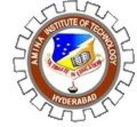 Amina Institute of Technology, [AIT] Hyderabad logo