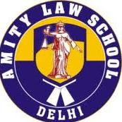 Amity Law School, [ALS] Delhi logo