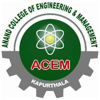 Anand College of Engineering and Management, [ACEM] Kapurthala logo