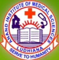 Anand Institute of Medical Science, [AIMS] Ludhiana logo