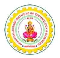 Anantha Lakshmi Institute of Technology and Sciences, [ALITS] Anantapur logo