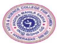 Andhra Mahila Sabha, [AMS] Hyderabad logo