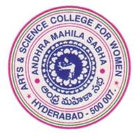 Andhra Mahila Sabha Arts and Science College for Women, [AMSASCW] Hyderabad