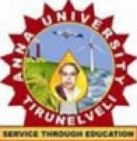 Anna University of Technology Tirunelveli, [AUTT] Tirunelveli logo
