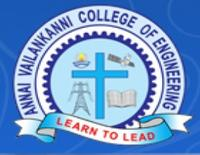 Annai Velankanni Engineering College, [AVEC] Thiruchirapalli logo