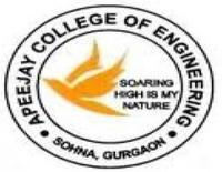 Apeejay College of Engineering, [ACE] Gurgaon logo