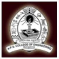 APS College of Engineering, [APSCE] Bangalore logo