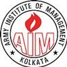 Army Institute of Management, [AIMK] Kolkata logo