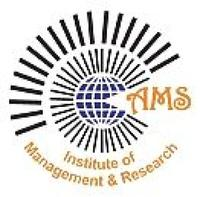 Aruna Manharlal Shah Institute of Management & Research, [AMSIMR] Mumbai logo
