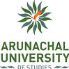 Arunachal University of Studies, [AUS] Lohit logo
