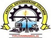 Arunai Engineering College, [AEC] Tiruvannamalai logo