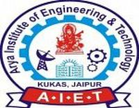 Arya Institute of Engineering and Technology, [AIET] Jaipur