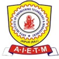 Arya Institute of Engineering Technology and Management, [AIETM] Jaipur logo