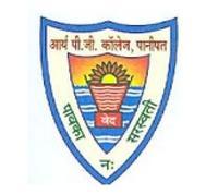 Arya Post Graduate College, [APGC] Panipat logo