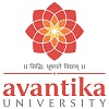 Avantika University, Ujjain logo