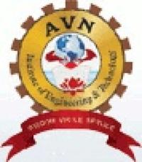 AVN Institute of Engineering and Technology, [AVNIET] Rangareddi logo