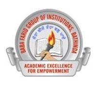 Baba Farid College, [BFC] Bathinda logo