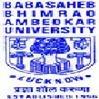 Babasaheb Bhimrao Ambedkar University, [BBAU] Lucknow logo