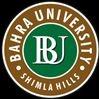 Bahra University, [BU] Solan logo