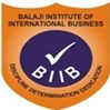 Balaji Institute of International Business, [BIIB] Pune logo