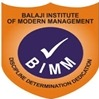 Balaji Institute of Modern Management, [BIMM] Pune logo