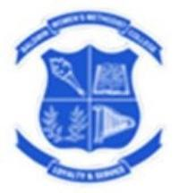 Baldwin Women's Methodist College, [BWMC] Bangalore logo
