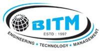 Ballari Institute of Technology and Management, [BITM] Bellary logo