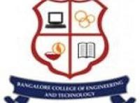 Bangalore College of Engineering and Technology, [BCET] Bangalore logo