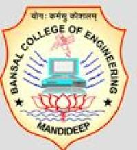 Bansal College of Engineering, [BCE] Bhopal logo