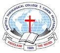 Baptist Theological College-[BTC], Phek logo