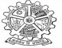 Bapuji Institute of Engineering and Technology, [BIET] Davanagere