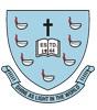 Baring Union Christian College, [BUCC] Batala logo