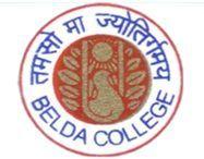 Belda College, [BC] Midnapore logo