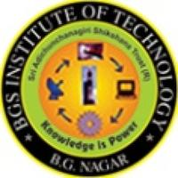 BGS Institute of Technology, [BGSIT] Mandya