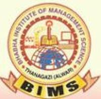 Bhabha Institute of Management Science, [BIMS] Alwar logo