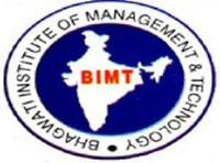 Bhagwati Institute of Management and Technology, [BIMT] Meerut logo