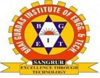 Bhai Gurdas Institute of Engineering and Technology, [BGIET] Sangrur