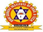 Bhai Gurdas Institute of Nursing, Sangrur logo