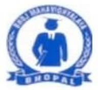 Bhoj Mahavidyalaya, [BM] Bhopal logo