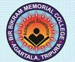 Bir Bikram Memorial College, Agartala logo