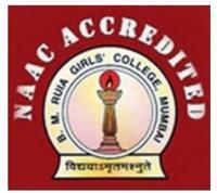 BM Ruia Girls College, Mumbai logo