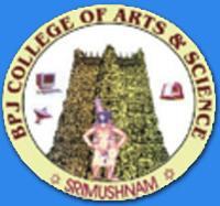 B.Padmanabhan Jayanthimala College of Arts & Science, [BPJCAS] Cuddalore logo