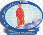BR College of Education, Mahendragarh logo