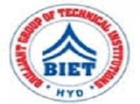 Brilliant Institute of Engineering & Technology, [BIET] Rangareddi logo