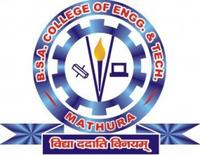 BSA College of Engineering and Technology, [BSACET] Mathura logo