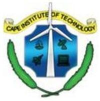Cape Institute of Technology, [CIT] Vellore logo