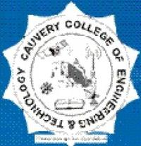 Cauvery College of Engineering and Technology, [CCET] Thiruchirapalli logo