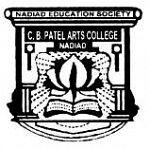 CB Patel Arts College, Kheda